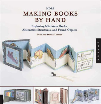 This book has the basics of making books in the first half and 12 book ...: www.mystudio3d.com/blog/index.blog?topic_id=1091961